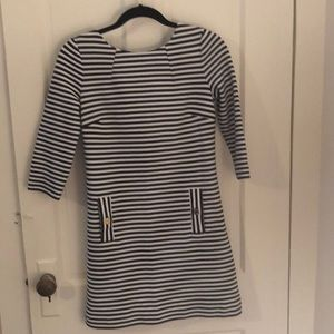 Lilly Pulitzer navy and white dress sizeS